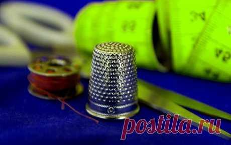 Топ-10 хитростей и советов по шитью для начинающих