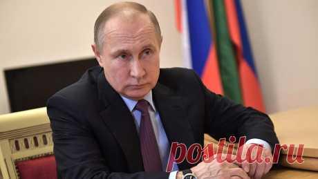 Путин призвал власти к слаженной работе по борьбе с COVID-19 | В России | РЕН ТВ