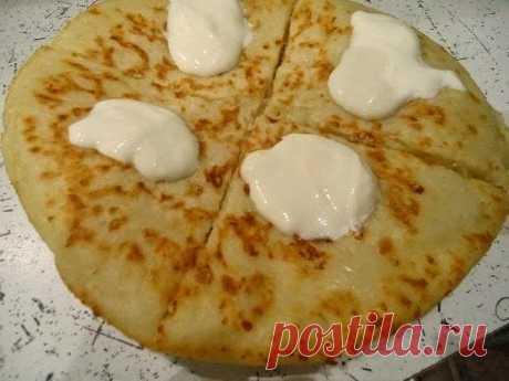 Кулинарные рецепты: Хачапури к завтраку