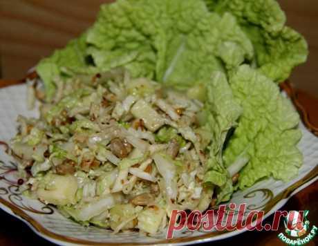 Салат из корня сельдерея – кулинарный рецепт