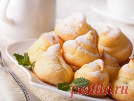 "Французские булочки ""Гужер"" - закуски к празднику"