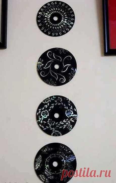 Вторая жизнь дисков