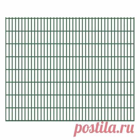 3D сетка Гиттер (цинк, ППК, ПВХ) | Забор Центр СПб