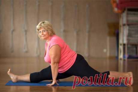 The yoga for full - as I grew thin, to grow thin by means of yoga, the yoga to grow thin, yoga responses:: JV.RU