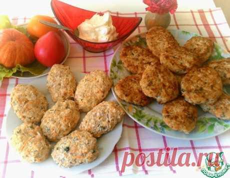 Бабулины гречаники – кулинарный рецепт