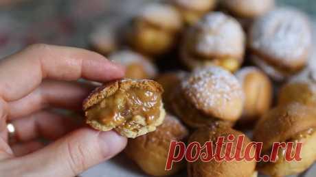 """Легендарное печенье """"Орешки"""" готовлю без орешницы. Показываю как   PripravaClub - кулинарный канал   Яндекс Дзен"""