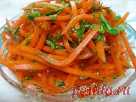 Самая вкусная морковь по-корейски - делаем салат с «тем самым» вкусом!