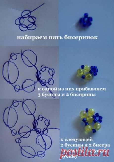 Обещанные шарики   biser.info - всё о бисере и бисерном творчестве
