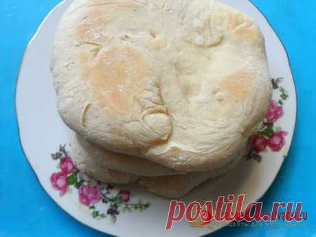 Пита классическая в мультиварке – фото рецепт