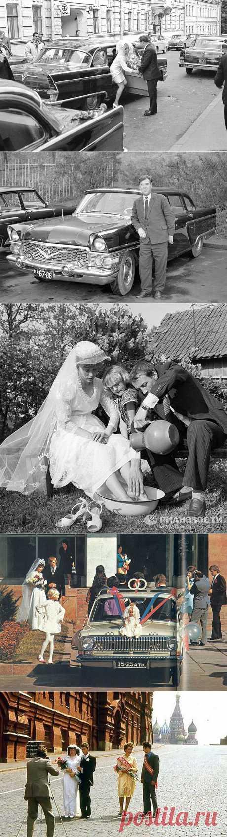 Любопытные факты о бракосочетаниях в СССР : НОВОСТИ В ФОТОГРАФИЯХ