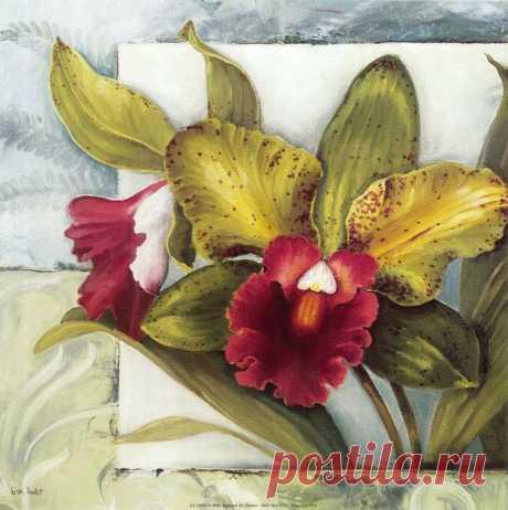Вышивка лентами и бисером орхидеи и ландыши,мастер-класс: 18 тыс изображений найдено в Яндекс.Картинках