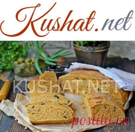 Хлеб с оливками и чесноком. Рецепт с пошаговыми фото • Кушать нет