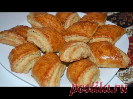 АРМЯНСКАЯ КУХНЯ Как приготовить армянское печенье ГАТА