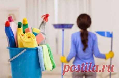 Уборка во время коронавируса: что важно продезинфицировать дома