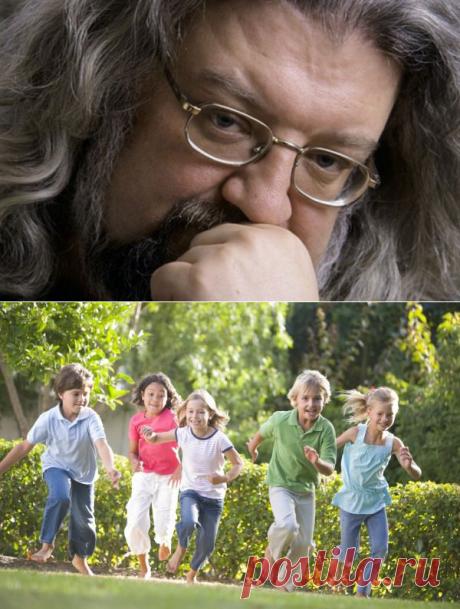 Андрей Максимов: Дети — это экзамен, который родители сдают перед Богом. Согласны?