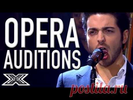 Out Of This World OPERA Auditions!   X Factor Global