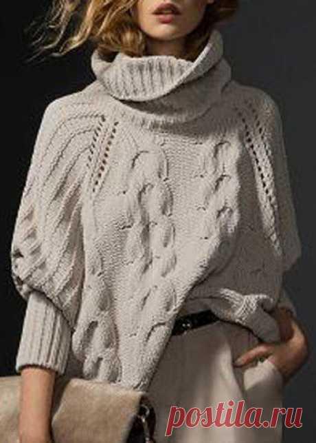 Тенденции осени - прикупаем стильный свитер к холодам В холодном сезоне 2018-2019 в коллекциях вы встретите разнообразные модели свитеров, джемперов и пуловеров. На этот вопрос можно ответить коротко так – это объемные свитера в стиле оверсайз, свитера-платья, модели крупной вязки и свитера с комбинацией разнообразной фактуры, техники вязания и...