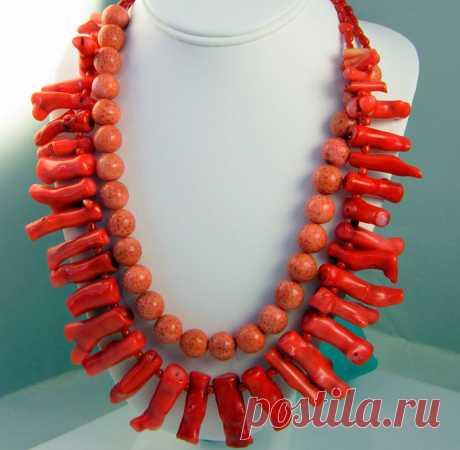 Кораллы - происхождение, свойства и украшения!