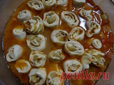 Семья полюбила «Штрули» (немецкие пельмени): тесто готовлю простое, как на вареники и комбинирую с мясом и картошкой - Пир во время езды
