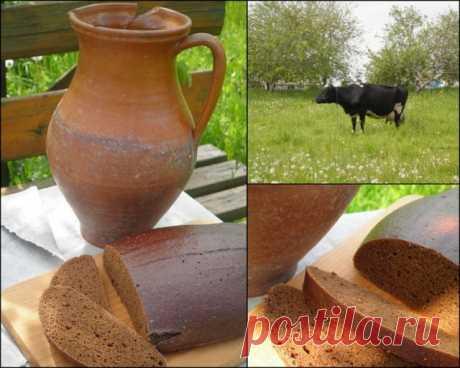 Литовский домашний хлеб (Lietuviška naminė duona) - СОЛНЕЧНЫЙ ПЕКАРЬ