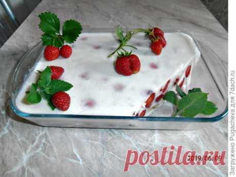 Галаретка — холодненький десерт в летнюю жару