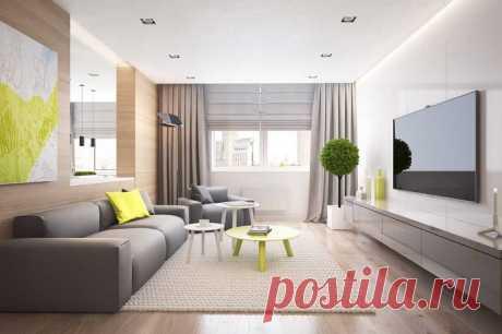 7 золотых правил дизайна квартиры | Мой дом