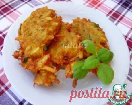 Картофельные оладьи по-немецки – кулинарный рецепт
