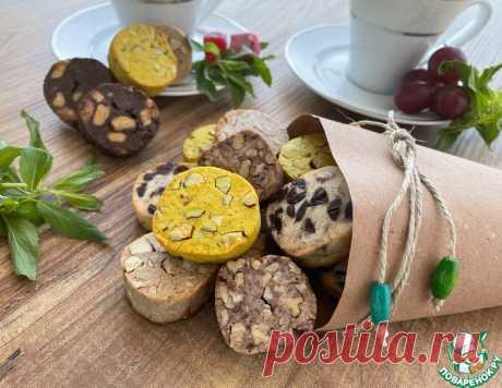 Печенье Ассорти – кулинарный рецепт