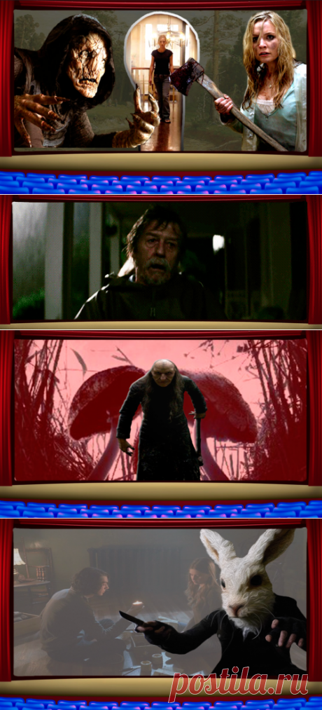 3 мистических фильма с неожиданной концовкой | ВЕРА В КИНО | Яндекс Дзен