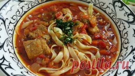Лагман — Sloosh – кулинарные рецепты