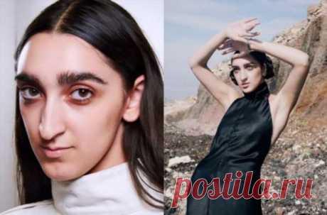 Как армянская модель Армине покорила мир моды, и Почему вызвала раздражение интернет-сообщества . Тут забавно !!!