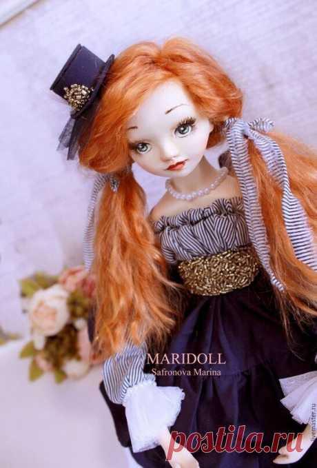 Чудесные куколки.  Автор - Сафронова Марина