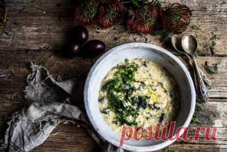 Традиционная Магирица рецепт – греческая кухня: супы. «Еда»