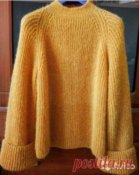 Услуги - Пуловер (свитер) ручной работы. Вязание на заказ в Московской области предложение и поиск услуг на Avito — Объявления на сайте Авито