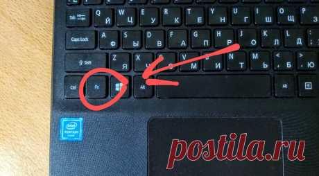 """А вы знали для чего на клавиатуре кнопка """"Fn""""? Объясняю просто, для чего она нужна и как ее использовать   Приёмник   Яндекс Дзен"""