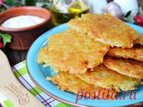 Драники (мастер-класс) - пошаговый рецепт с фото на Повар.ру