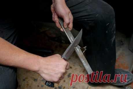 Ножи сделанные из неожиданных вещей (30 фото)