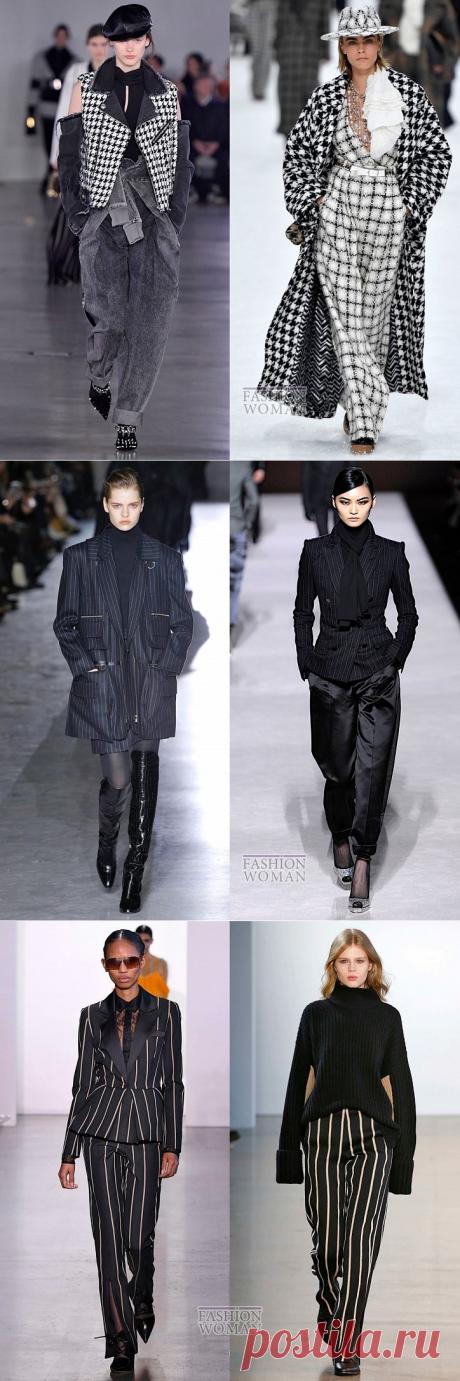 Самые модные принты в одежде осень-зима 2019-2020