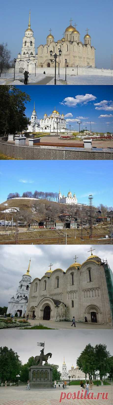 Успенский собор во Владимире, фото и описание собора