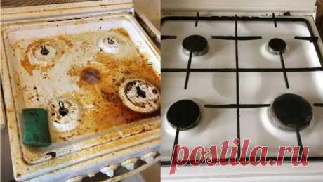Идеальное средство, отмывает буквально все. Друзья, если вы не знаете чем почистить столешницы, раковину, газовую плиту, посуду от жира и нагара, вот этот способ для идеальной чистоты. Все ингредиенты самые простые, есть на кухне каждой хозяйки.Нам понадобятся: горчичный порошок, пищевая сода и жидкое хозяйственное мыло. Все...