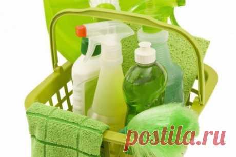 Эко-средства для уборки, которые можно сделать своими руками — Полезные советы