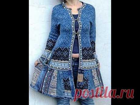 что можно сделать из старого свитера, that can be made from old sweaters