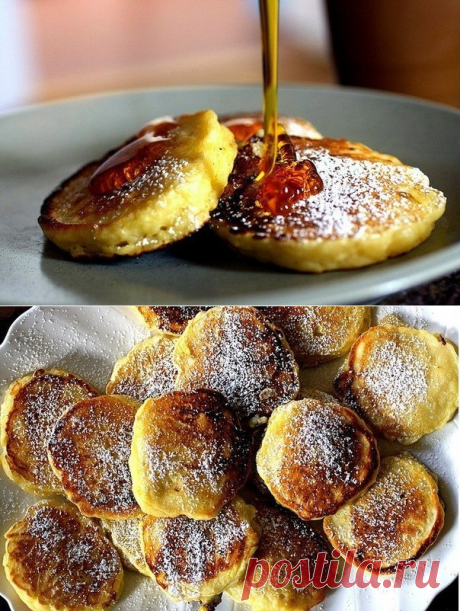 Как приготовить яблочные оладушки - рецепт, ингридиенты и фотографии