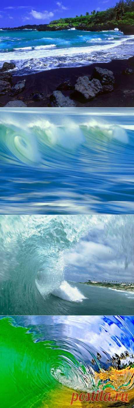 (+1) тема - Фотографии волн и ВОЛН | ТУРИЗМ И ОТДЫХ