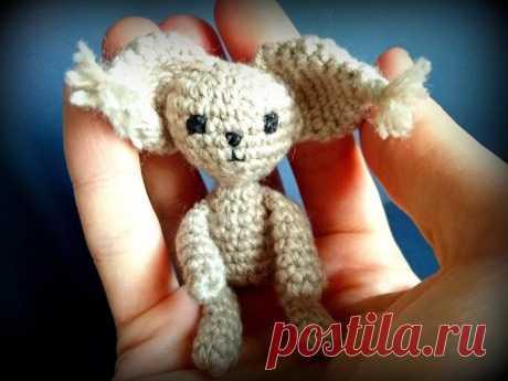Маленький котенок рыси амигуруми | Рукодельница в деле | Яндекс Дзен