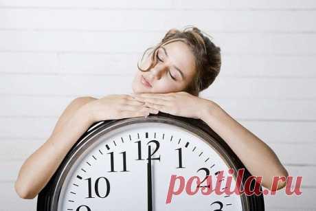 Сколько нужно спать людям разных возрастов - Советы для здоровья