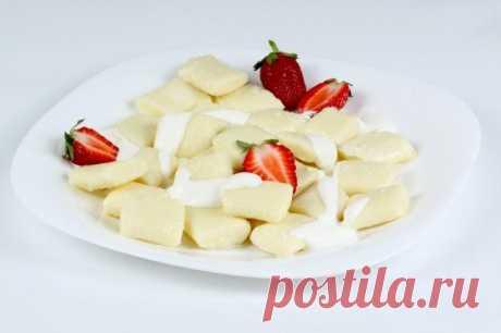 Ленивые вареники - рецепт с фото - как приготовить - ингредиенты, состав, время приготовления - Дети Mail.Ru