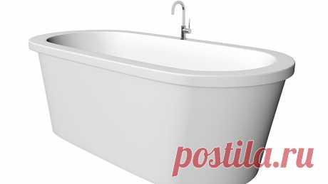 Акриловая ванна: плюсы и минусы | Краше Всех