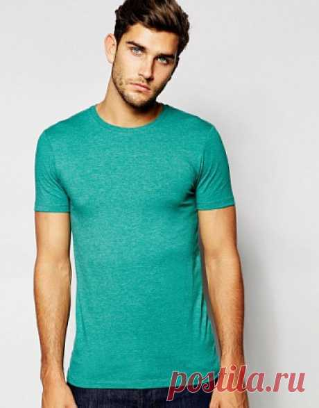 Б\\пл\\¡El patrón! La camiseta de hombre + la camiseta, el patrón №154