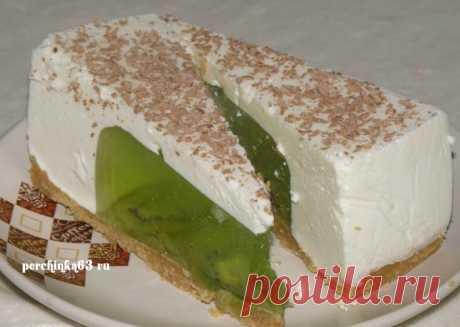 Желейный торт без выпечки - Perchinka 63